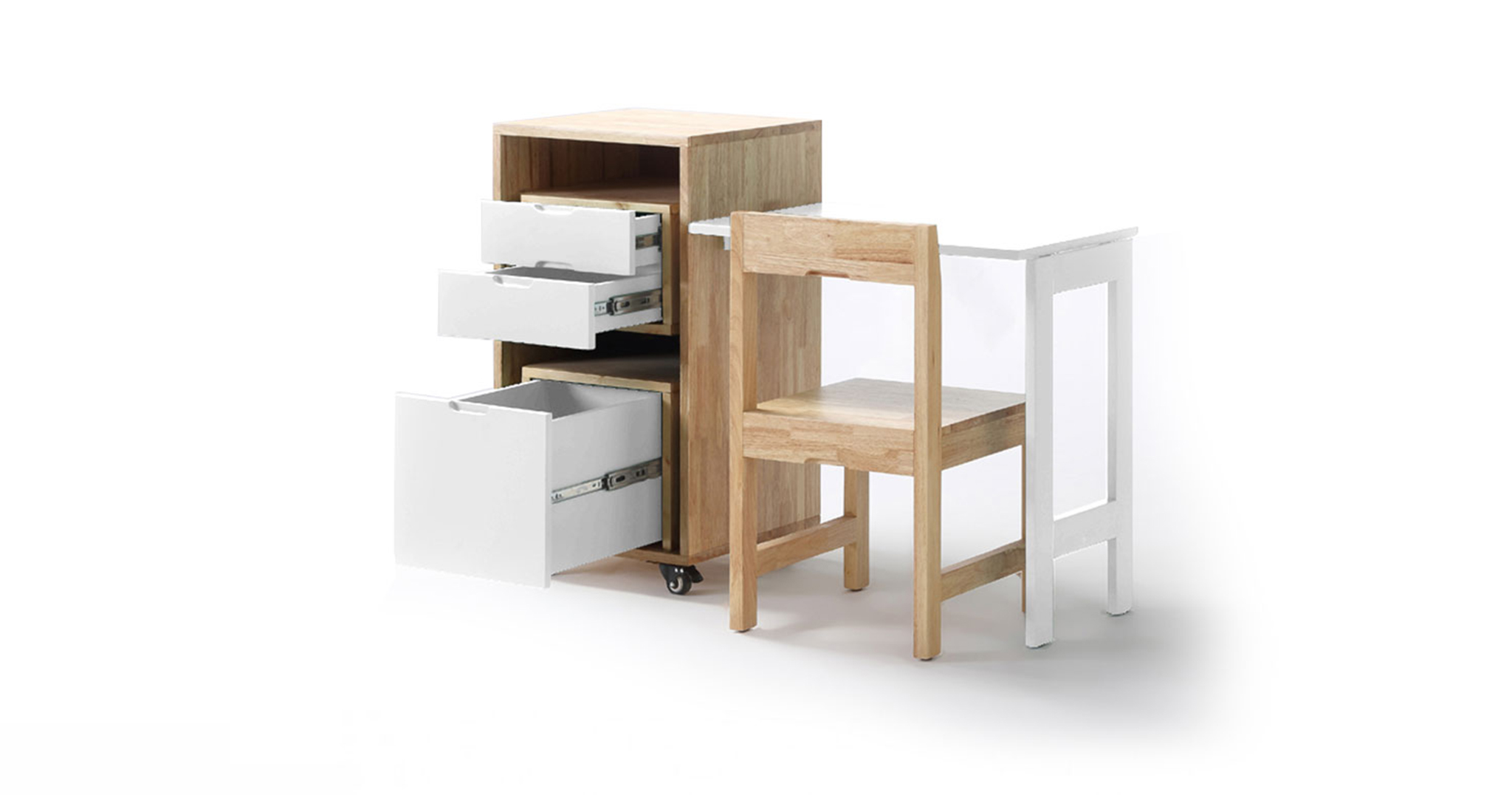 Muebles multiusos, una forma inteligente de decorar
