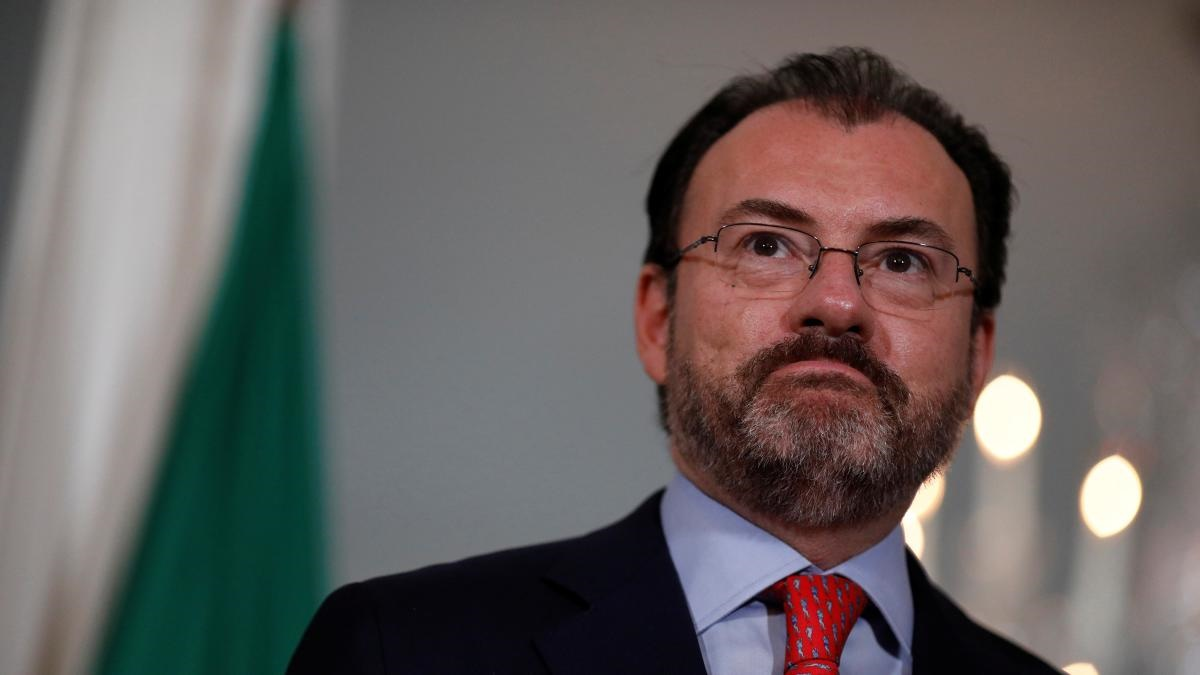 Realiza Luis Videgaray gira de trabajo por Houston, Texas
