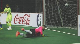 Monterrey Flash vence a Milwaukee Wave