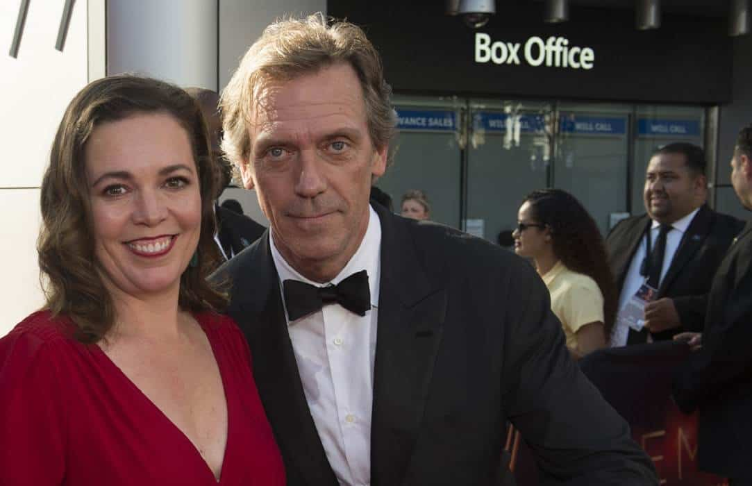 Hugh Laurie, de doctor a Duque de Edimburgo