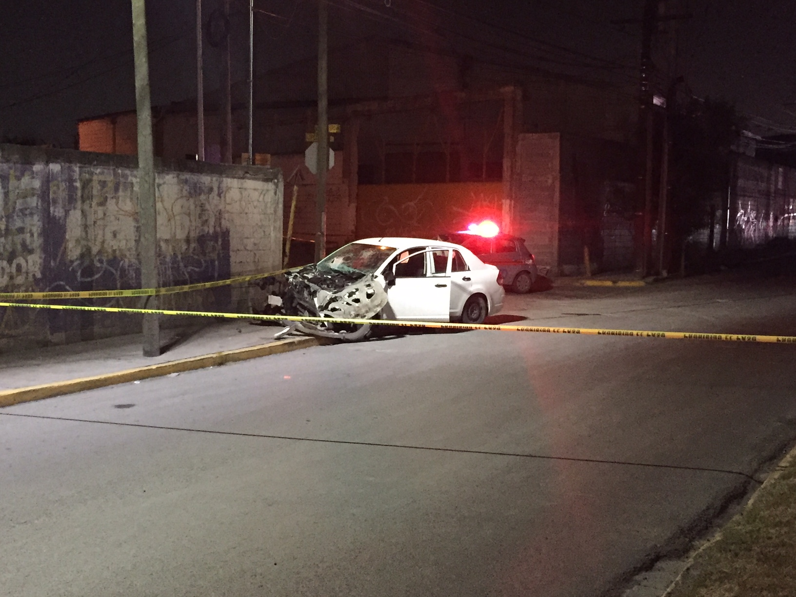 Muere automovilista en accidente