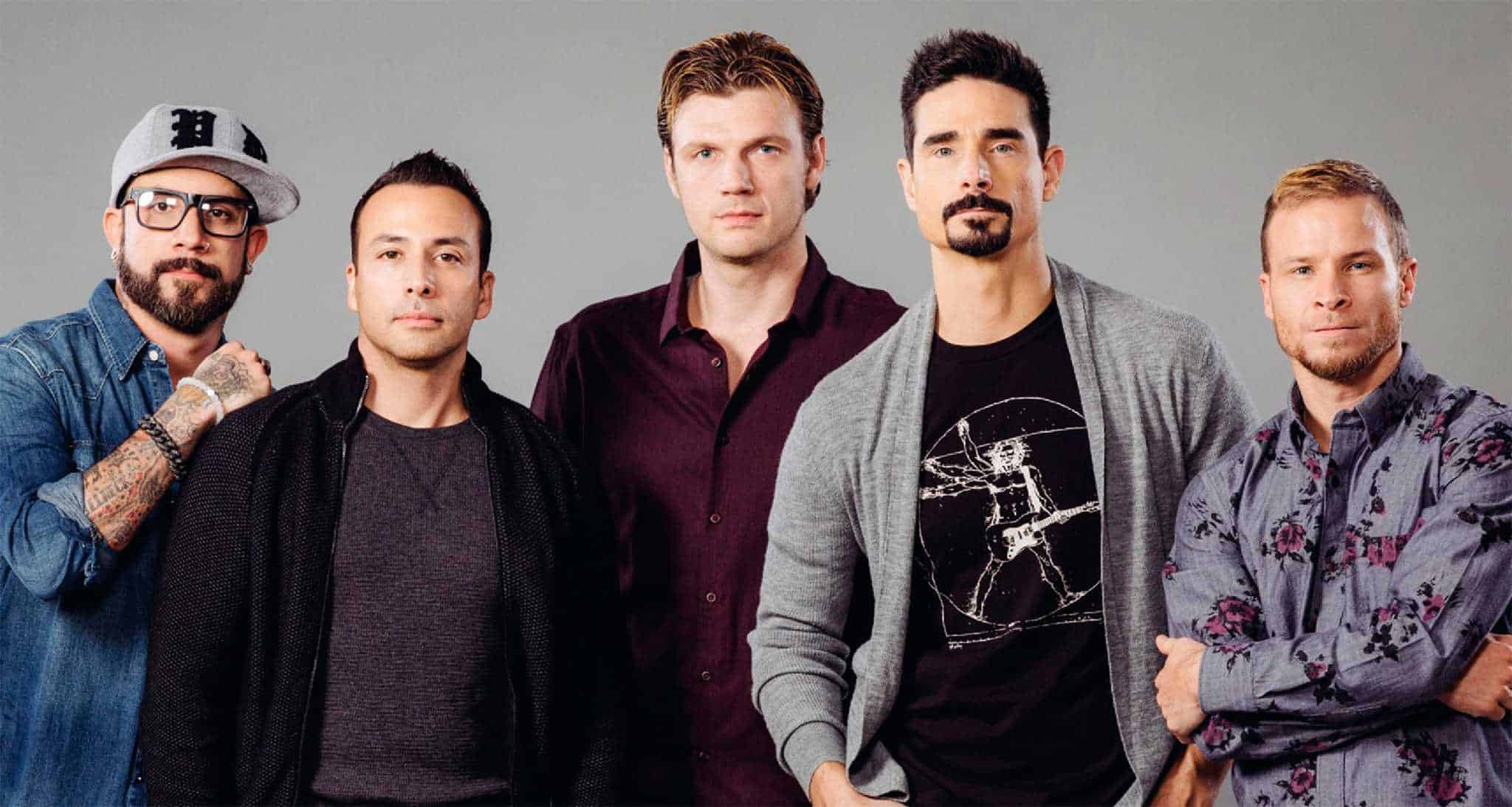 Backstreet Boys estrenan sencillo y video