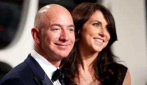 Fundador de Amazon podría repartir sus fortuna tras divorcio