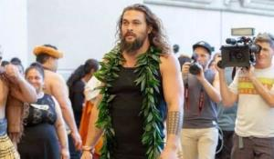 Levanta polémica Jason Momoa por video