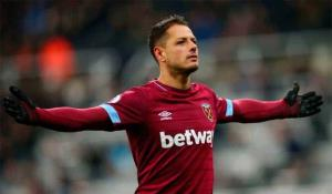 "Javier ""Chicharito"" Hernández regresa a entrenar con West Ham"