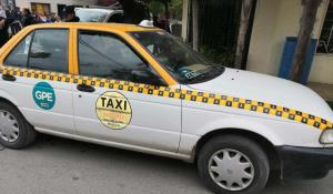 Taxista intenta plagiar a mujer en Guadalupe
